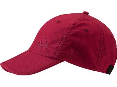 McKINLEY Herren Schirmmütze Morrin Rot