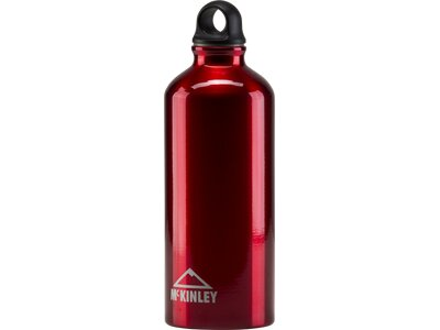 McKINLEY Trinkflasche Alu 0,6l Rot