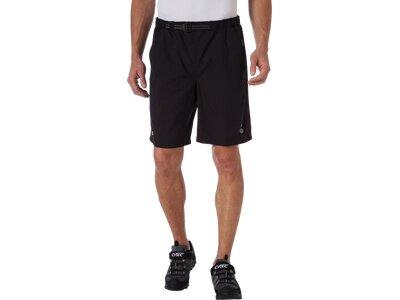 NAKAMURA Herren Shorts H-Shorts Camp Woodfort 11 Schwarz