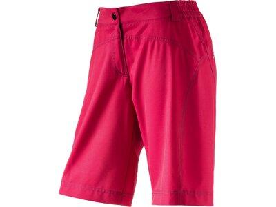 NAKAMURA Damen Shorts D-Shorts New Crotone Pink