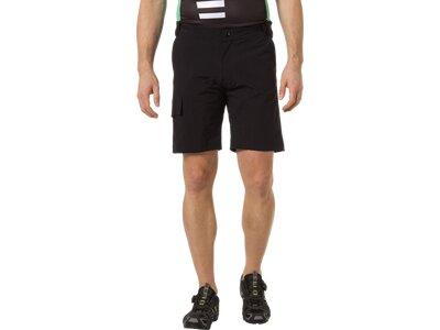 NAKAMURA Herren Shorts Shorts Tordino Schwarz