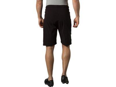 NAKAMURA Herren Shorts H-Shorts Fabricco Schwarz