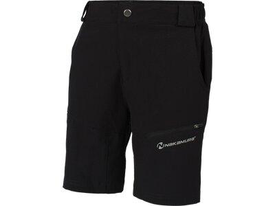 NAKAMURA Kinder Shorts K-Shorts Tasso Schwarz