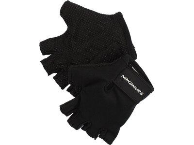 NAKAMURA Kinder Handschuhe K-Rad-Handschuh Reflex Schwarz