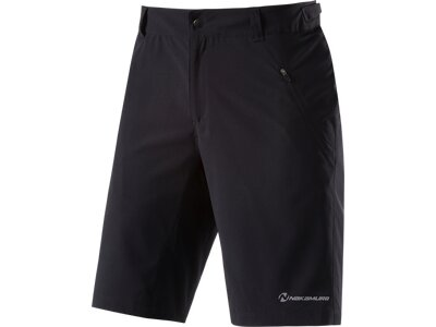 NAKAMURA Herren Shorts H-Radshorts Itonio Schwarz
