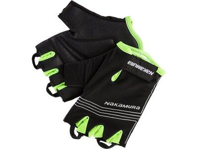 NAKAMURA Herren Handschuhe Rad-Handsch.Prime Schwarz