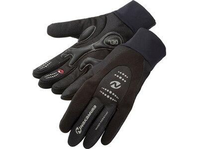 NAKAMURA Herren Handschuhe Windshield Schwarz