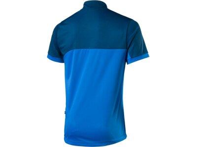 NAKAMURA Herren Trikot Cafasse Blau