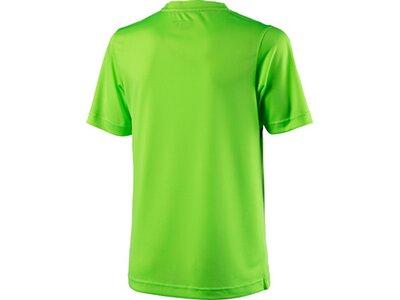 NAKAMURA Jungen Radtrikot K-T-Shirt Darell II Grün