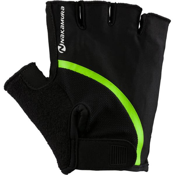 NAKAMURA Herren Handschuhe Daiano Schwarz