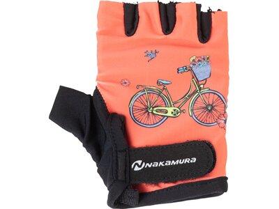 NAKAMURA Kinder Handschuhe Dolo Rot