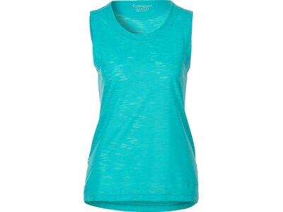 NAKAMURA Damen Tank-Shirt Elva Blau