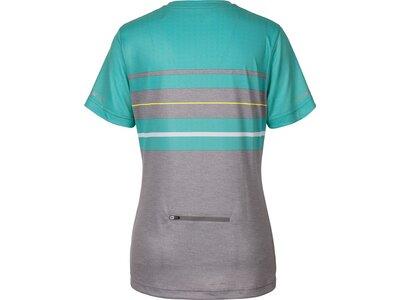 NAKAMURA Damen T-Shirt Eraclea Blau