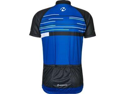 NAKAMURA Herren Fahrrad-Trikot Epinel Blau