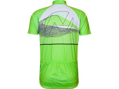 NAKAMURA Herren Fahrrad-Trikot Erbezzo Grün