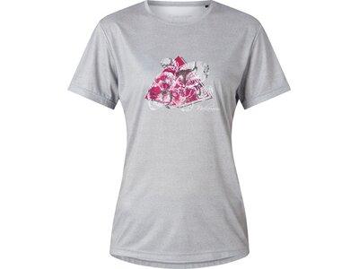 NAKAMURA Damen Shirt Debbie Grau