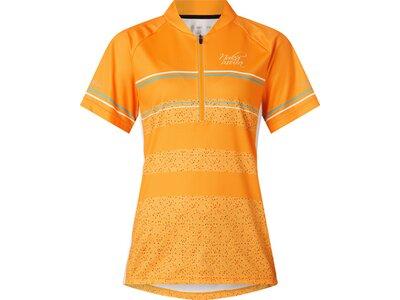 NAKAMURA Damen Fahrrad-Trikot Faith Orange