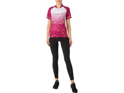 NAKAMURA Damen Fahrrad-Trikot Frida Pink