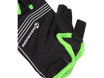 NAKAMURA Herren Handschuhe Prime II Schwarz