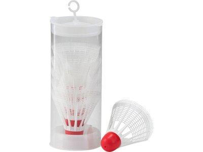 TECNOPRO Badminton Ball 403 Weiß