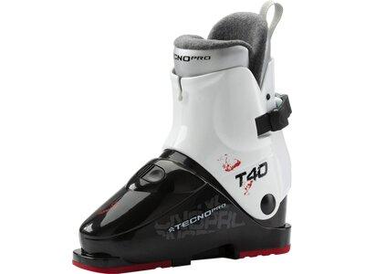 TECNOPRO Kinder Skistiefel T40 Schwarz