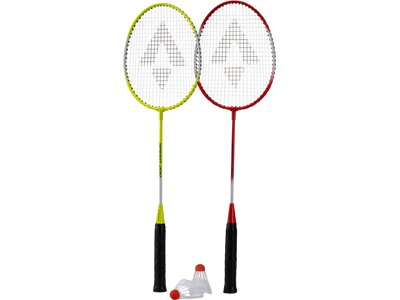 TECNOPRO Badmintonset Speed 200 Gelb