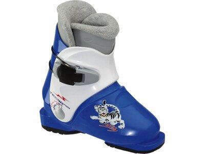 TECNOPRO Kinder Skistiefel Skitty Blau