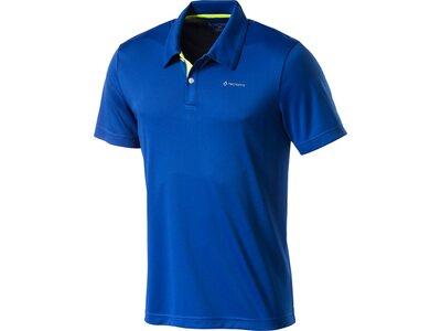 TECNOPRO Herren Poloshirt Donald Blau