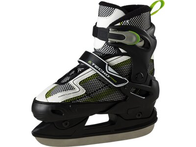 TECNOPRO Kinder Eishockeyschuhe Flash Jr. Boy Schwarz