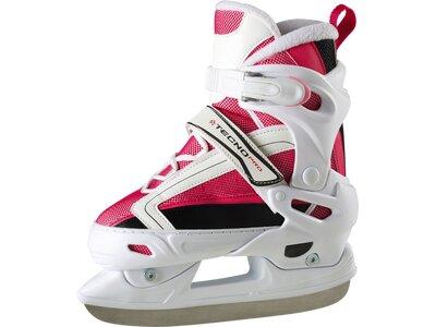 TECNOPRO Kinder Eishockeyschuhe Flash Weiß