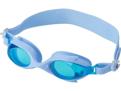 TECNOPRO Kinder Schwimmbrille Shark Pro Kids Blau