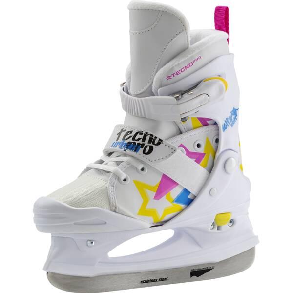 TECNOPRO Kinder Eishockeyschuhe Delta Soft Jr. Girl
