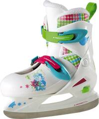 TECNOPRO Kinder Eishockey-Schalenschuh Lea Jr.