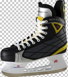 TECNOPRO Eishockey Schlittschuhe Edminton 2