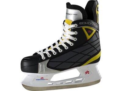 TECNOPRO Herren Eishockeyschuhe Edmonton II Schwarz