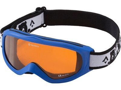 TECNOPRO Kinder Skibrille Snowfoxy Jr. Blau