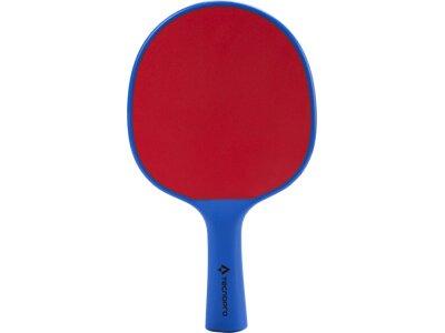 TECNOPRO Tischtennisschläger Outdoor Blau
