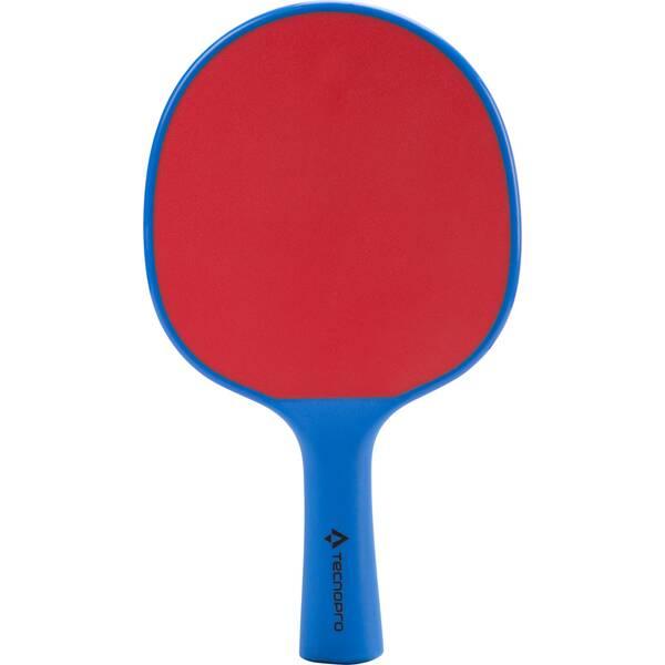 TECNOPRO Tischtennisschläger Outdoor
