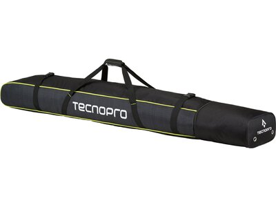 TECNOPRO Skisack Cover Carving 2P Schwarz