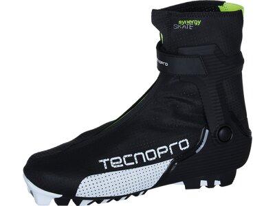 TECNOPRO Herren Skating-Langlaufschuhe Synergy Skate Schwarz