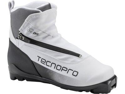 TECNOPRO Damen Langlaufschuhe Safinie Sonic Pro Weiß