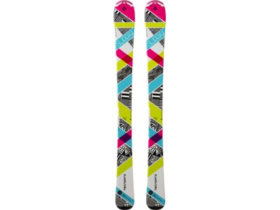 TECNOPRO Kinder All-Mountain Ski Sweety Jr. Weiß