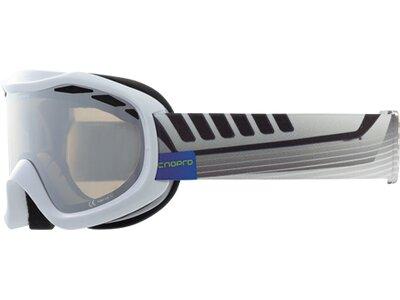 TECNOPRO Herren Skibrille Obsession Progressive Weiß