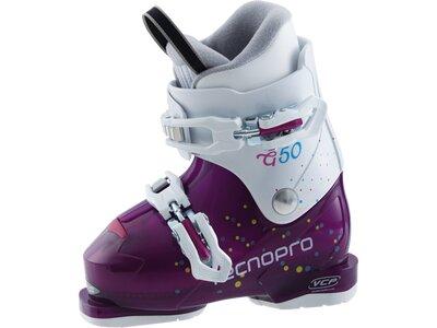TECNOPRO Kinder Skistiefel G50 Lila