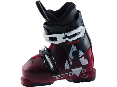 TECNOPRO Kinder Skistiefel T50 RTL Schwarz