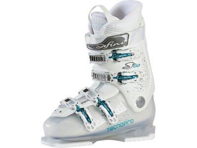 TECNOPRO Damen Skistiefel Safine 60 Weiß