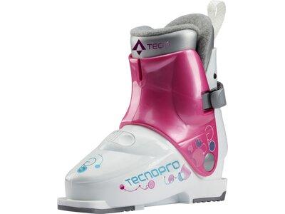 TECNOPRO Kinder Skistiefel G40 Weiß