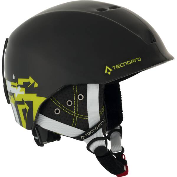 TECNOPRO Kinder Skihelm XT IS8 Team
