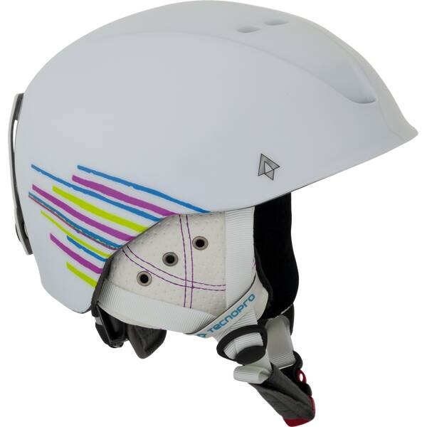 TECNOPRO Kinder Skihelm XT IS8 Sweety