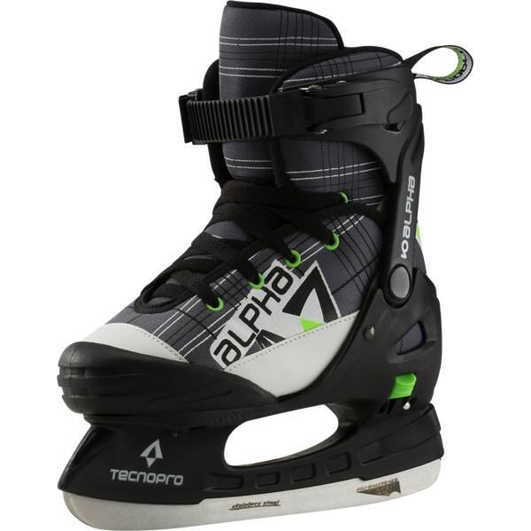 TECNOPRO Kinder Eishockeyschuhe Alpha Soft Boy